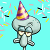 Spongebob Squidward Birthday Icon
