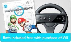 Mario Kart Wii Free Button