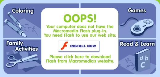 Msn Kids Download Flash Banner by happaxgamma on DeviantArt