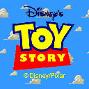 Toy Story Small Button