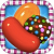 Old Candy Crush Icon by happaxgamma