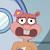 Spongebob Sandy Cheeks Drowning Icon