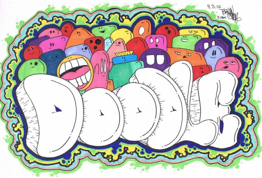 Graffiti:Doodle by BryanChalas