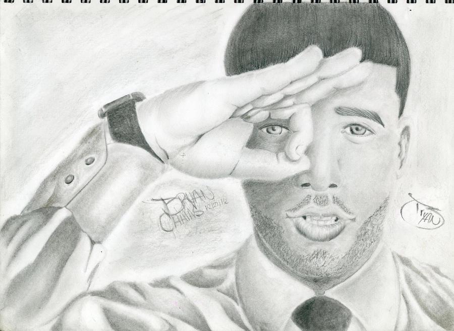 Drake by BryanChalas