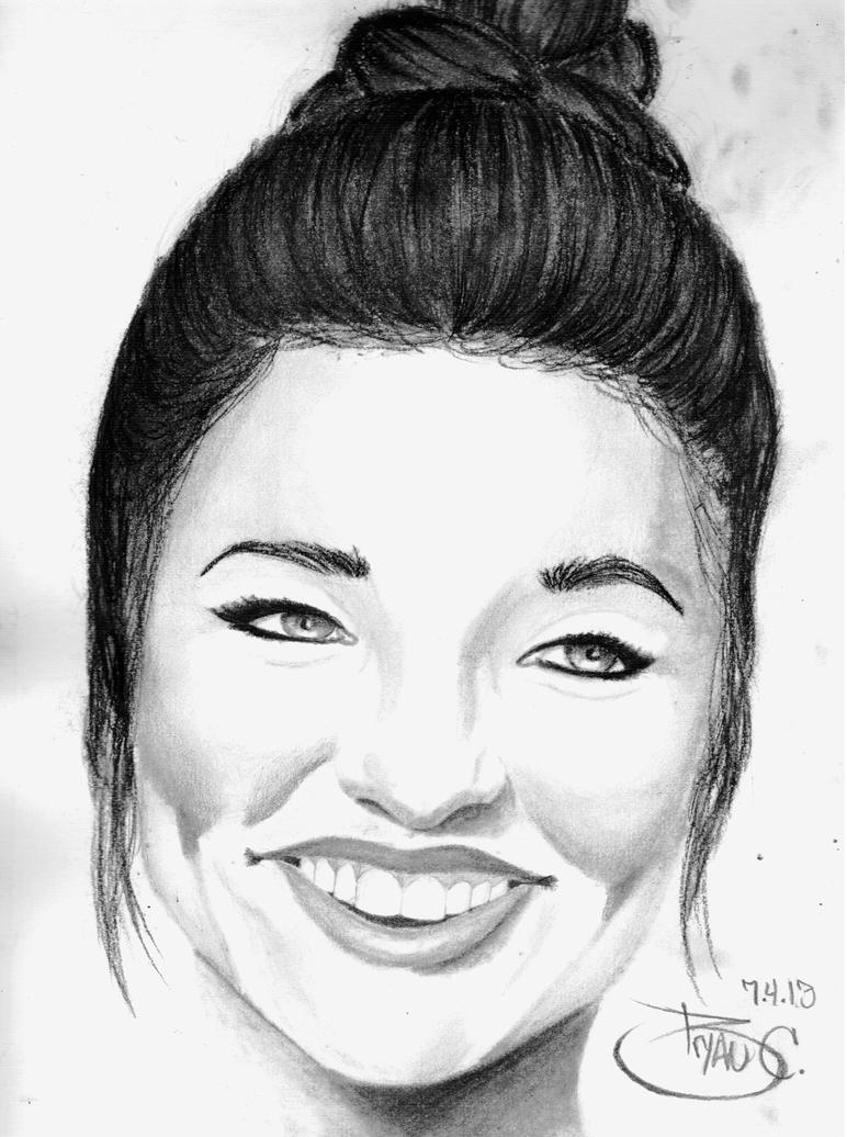 Miranda Kerr by BryanChalas