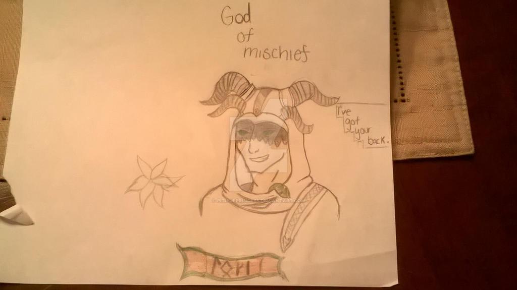 Mischief by Pitifulprincess