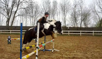 Jumping with Abraxas