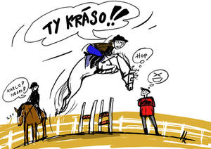 Important equestrian observation 1