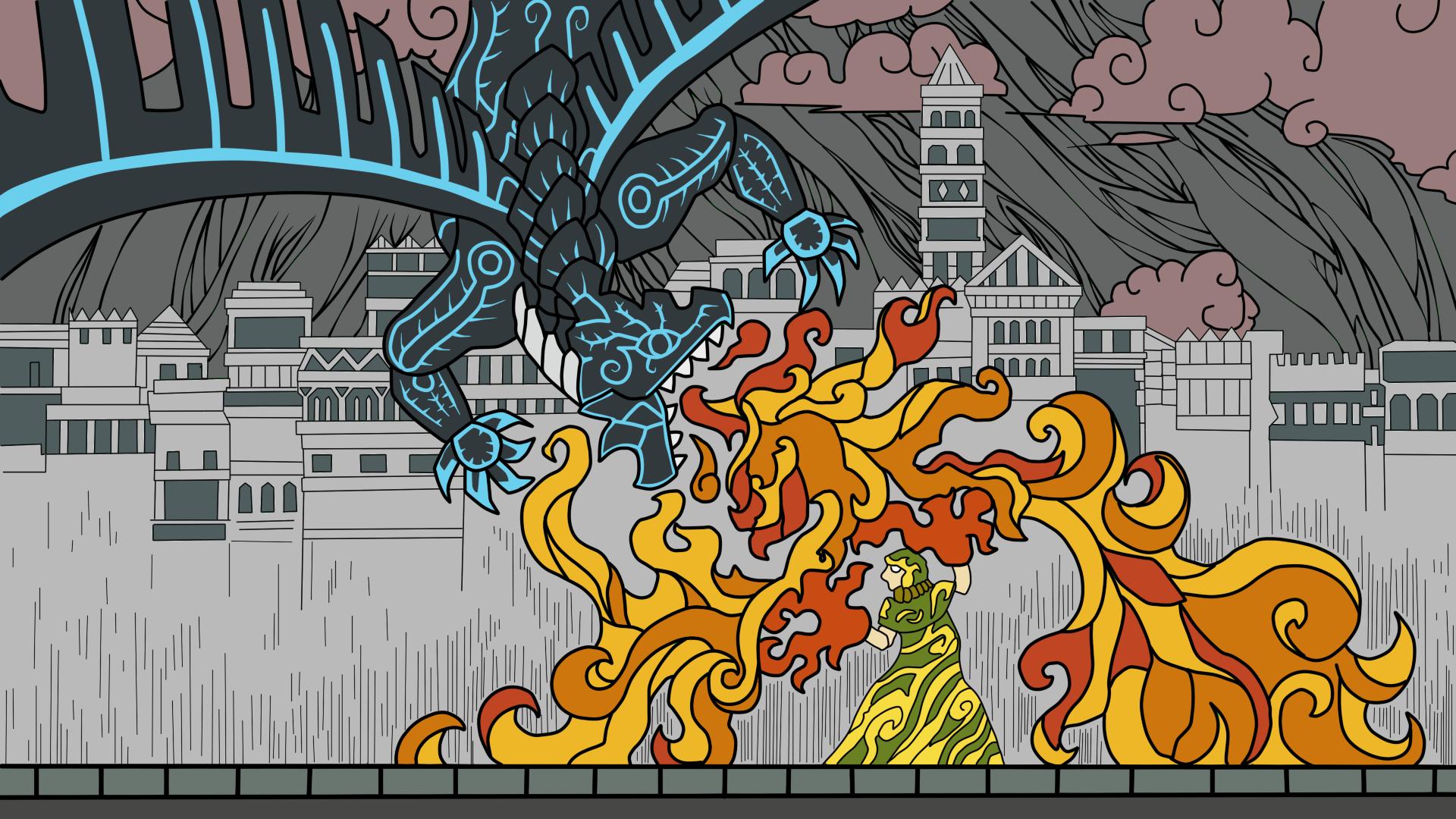 Festival Of The Dragon King By Nordennavik On Deviantart