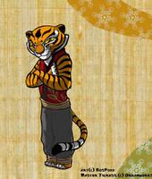 master tigress by EosFoxx