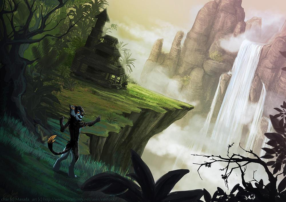 Secret of the jungle