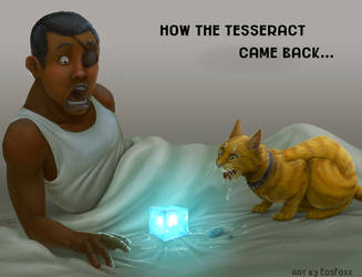 How the Tesseract came back