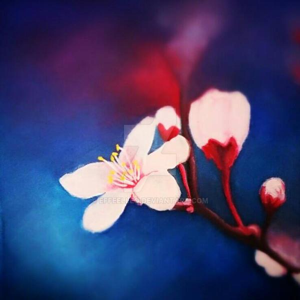 flowers  by effeelleo