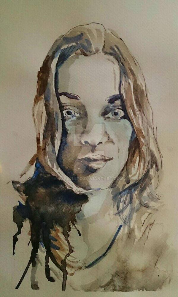 portrait  by effeelleo