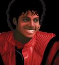 Michael Jackson by randomtenso