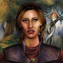 Inquisitor Trevelyan by randomtenso