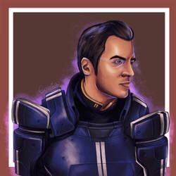 Major Alenko by randomtenso