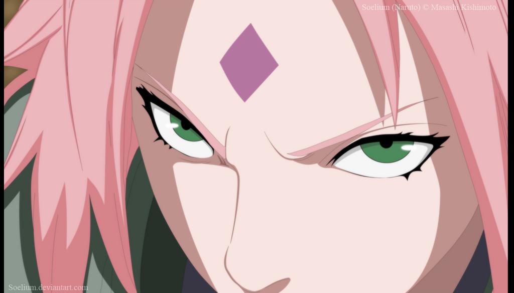 Sakura Haruno  Naruto Shippuden 632 by Soelium on DeviantArt