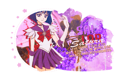 Sailor Saturn by Soelium