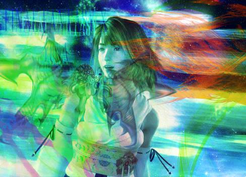 FFX - Yuna edit