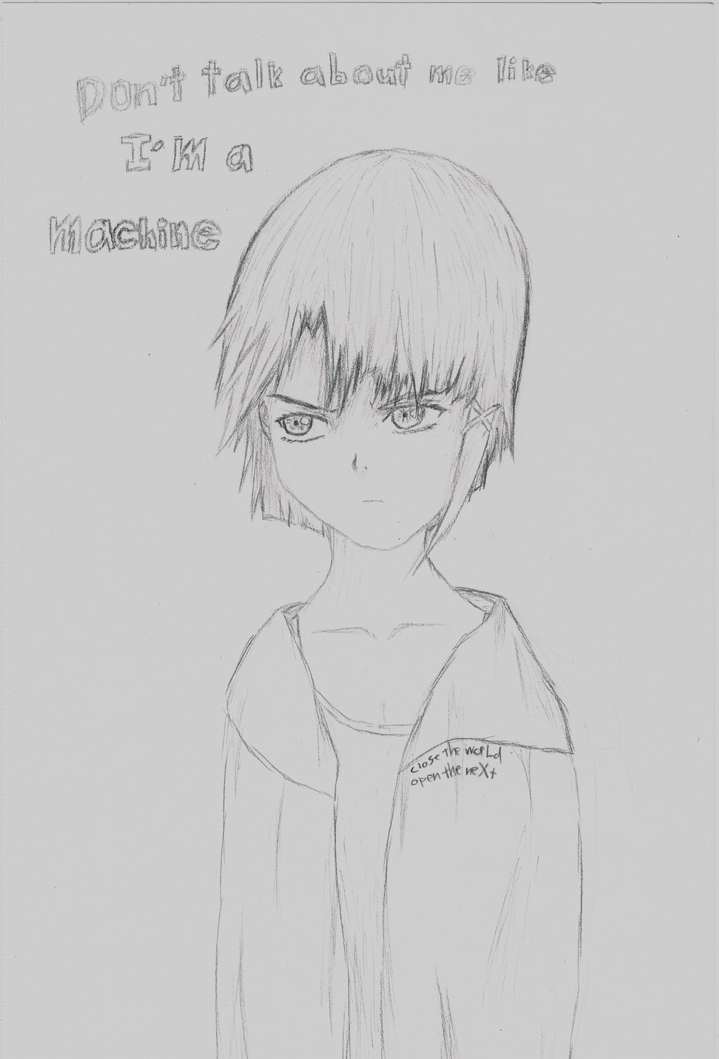 Lain is not a machine