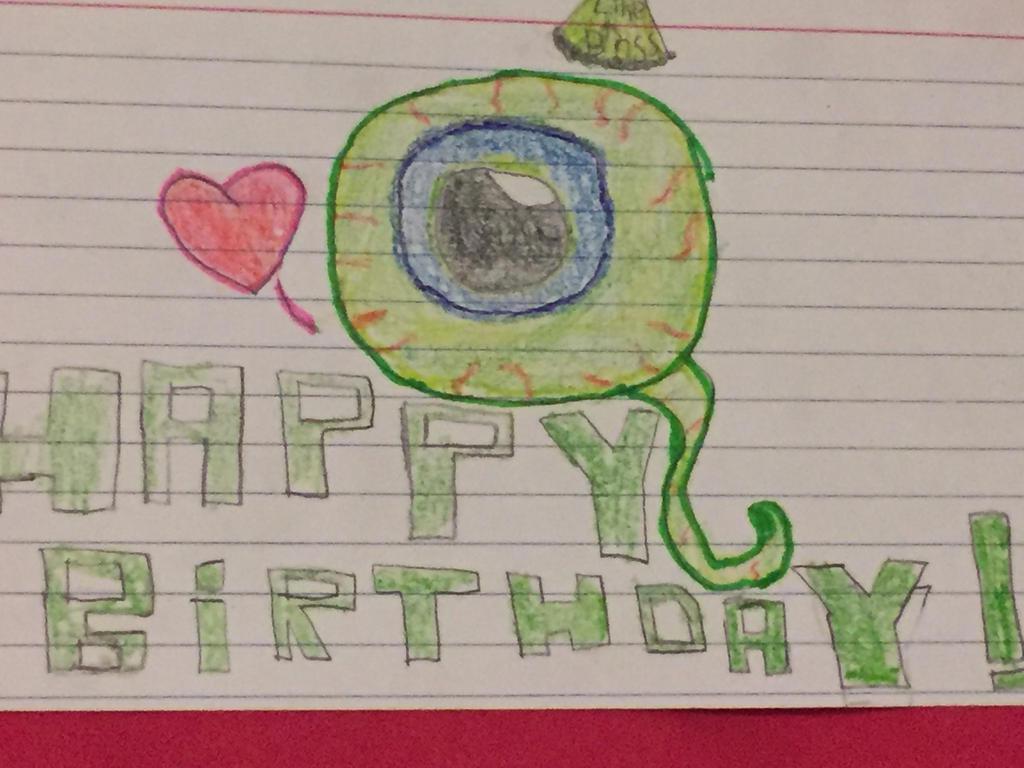 Happy Birthday Jackaboy! by LoonyMaddie