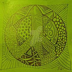 Peace Doodle 2
