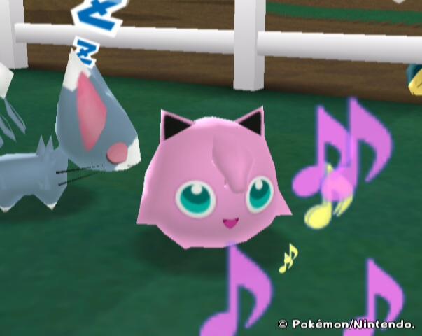 Pokemon Ranch - Jigglypuff's Singing by MandaRox159 on ...