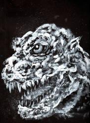 Quick Goji painting by NickMockoviak