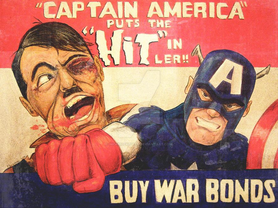 Cap Puts the HIT in Hitler