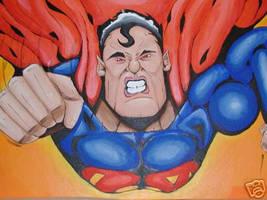Superman by NickMockoviak