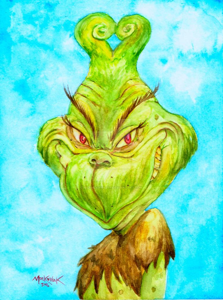 The Grinch 2016wc by NickMockoviak