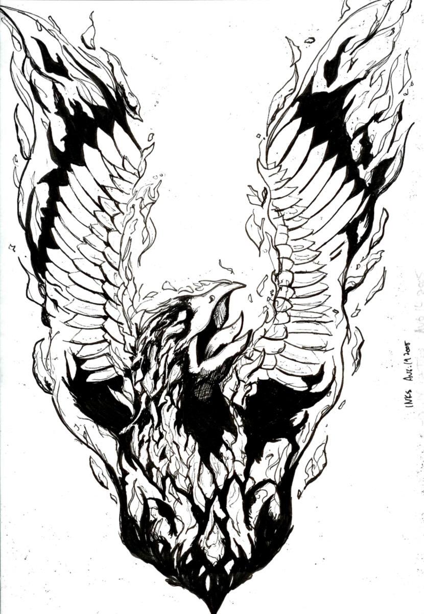 Phoenix tattoo ink by nickmockoviak on deviantart for Tattoo artist phoenix az