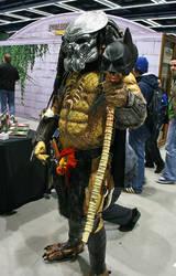 ECCC - Predator vs Batman