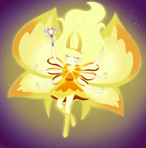 Star's Butterfly Form
