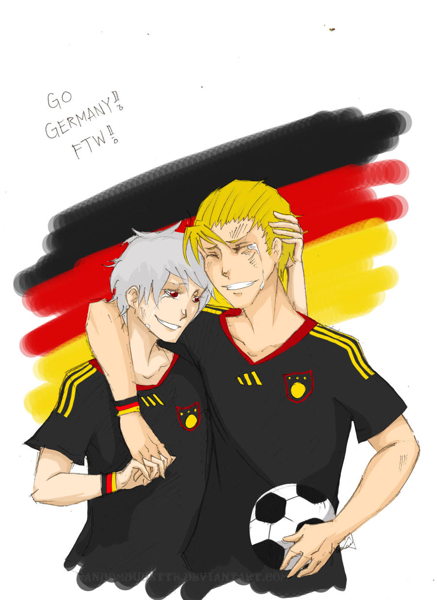 GERMANY FTW II by RandomDudette