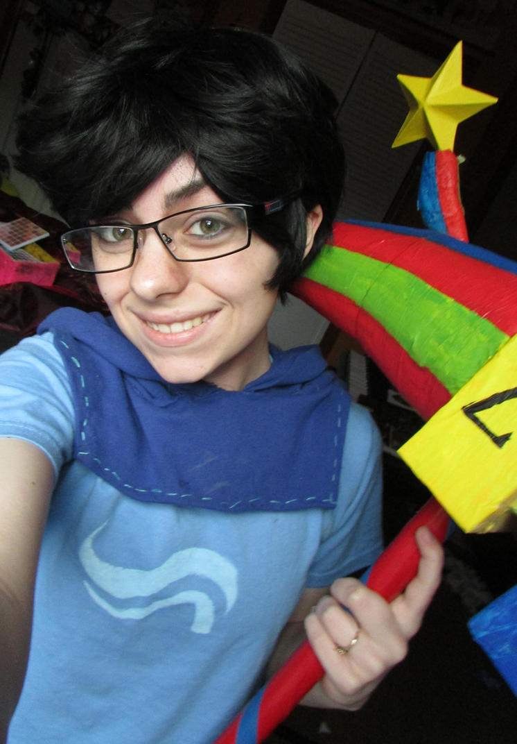John Egbert by Recreating-life