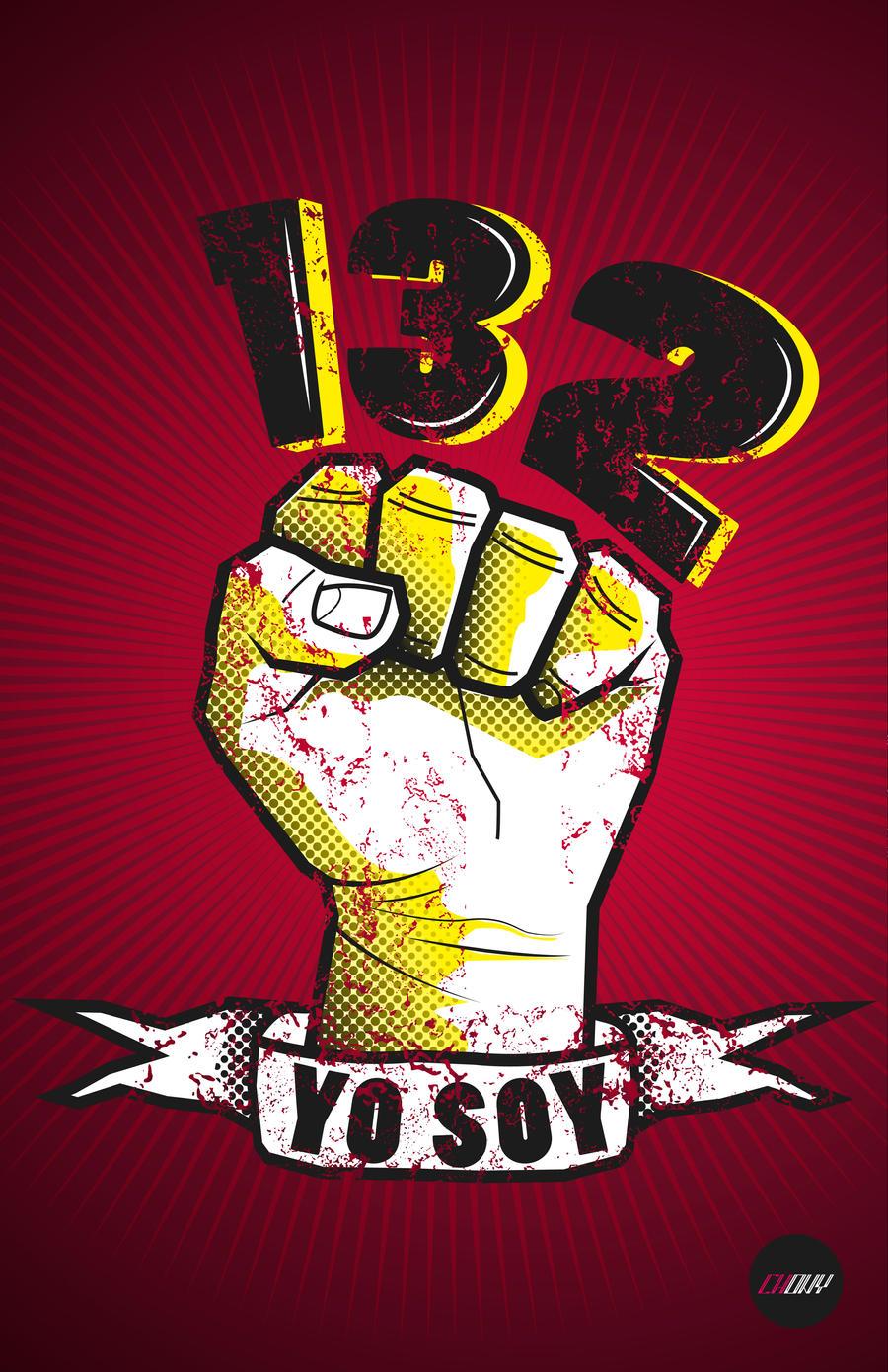 Yo soy 132 by jopeli88
