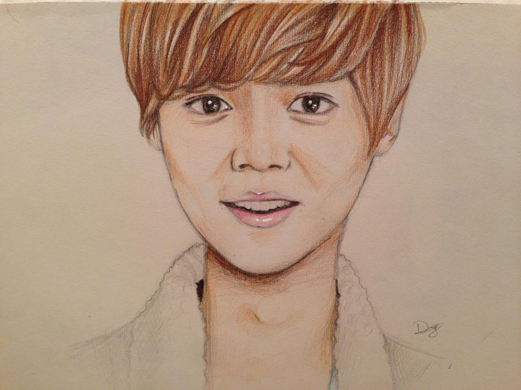 Iphone wallpaper creator - Exo Baekhyun Drawing Viewing Gallery