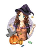 Halloween Exchange [update] by jiangel