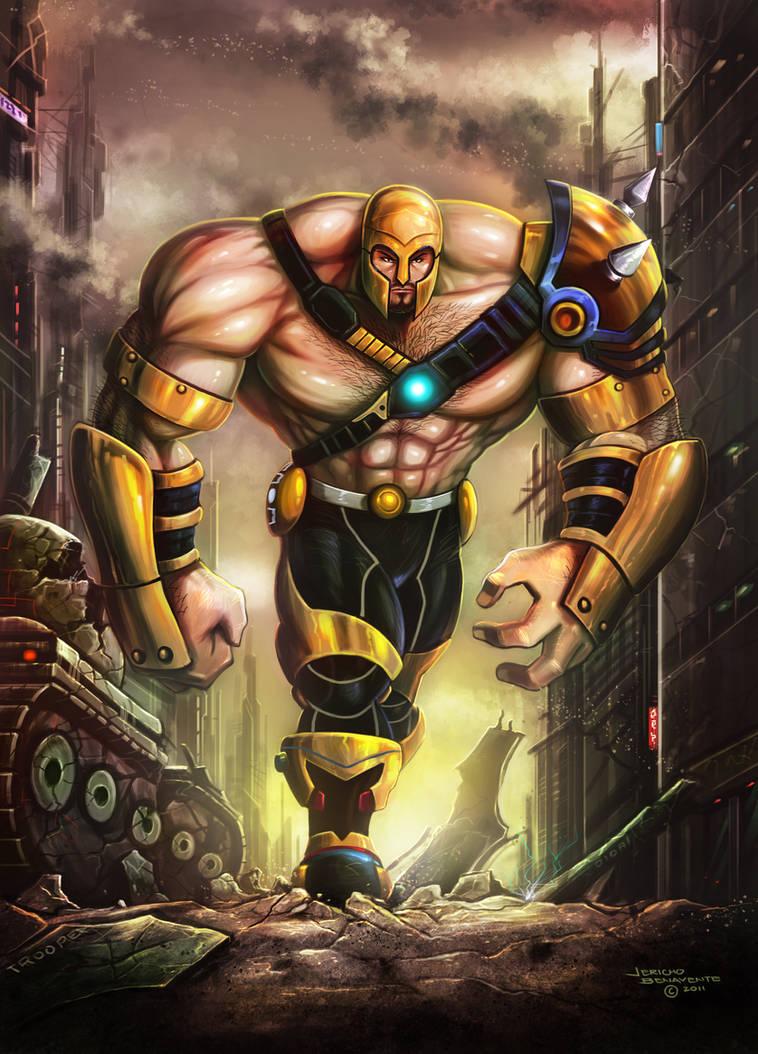 Path of a Titan