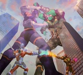 Giant Clash!