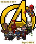 Avengers Infinity War (Habbo Version) Teaser