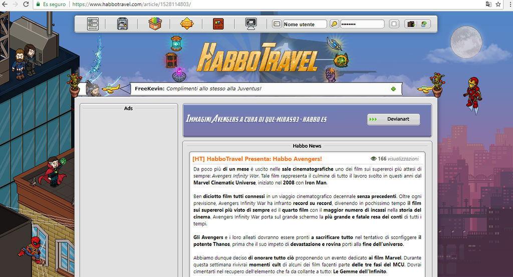 Habbo Travel: Fan Site by que-miras93 on DeviantArt