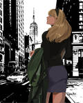 GWEN STACY by que-miras93