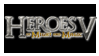 Heroes of Might and Magic 5 Stamp by H-Maksim
