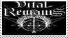 [RQ] Vital Remains stamp by H-Maksim