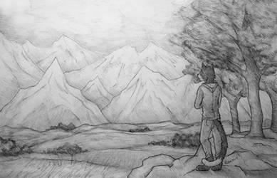 Mountain Sound by Kate-Venom