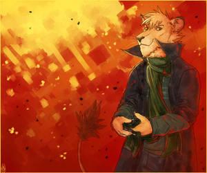Burning sky by Kate-Venom