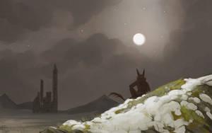 The Castle by Kate-Venom